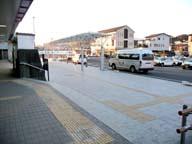 二本松駅前シャトルバス乗降所