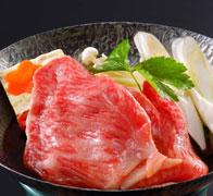 福島牛しゃぶしゃぶ鍋