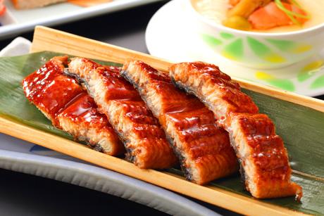 愛知県産鰻の蒲焼