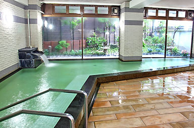 【大浴場】佐波古の湯