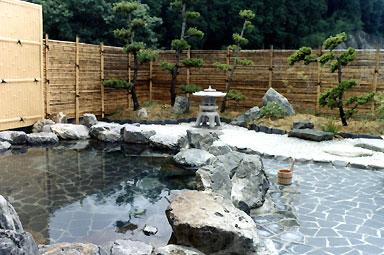 【露天風呂】湯の岳