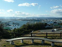 三崎公園 港が見える丘
