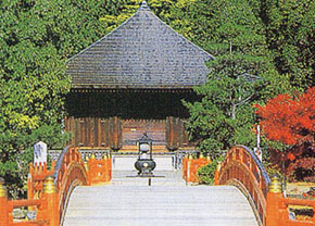 国宝白水阿弥陀堂